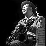Trevor James saxophone media